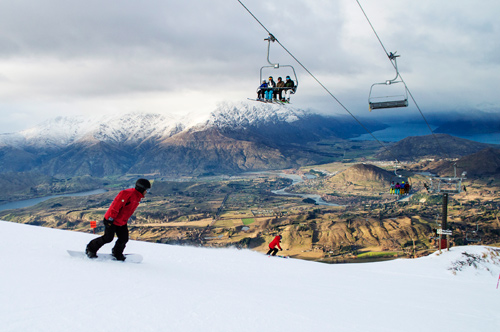 Calling All Seasonnaires : Why a New Zealand Ski Job ...